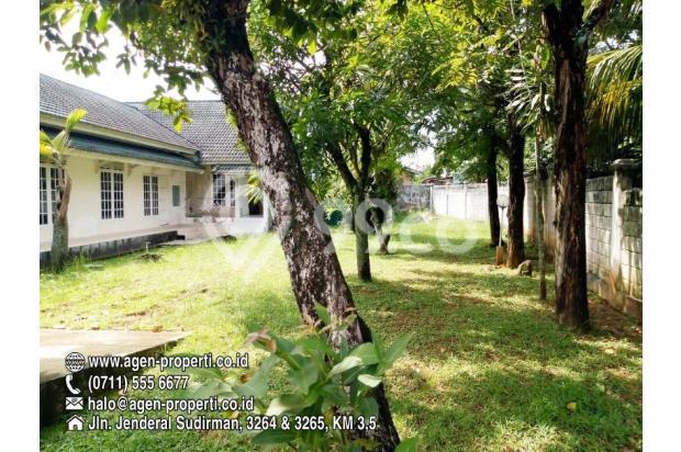 Dijual Rumah Bagus Halaman Luas Jln Sei Betung, YKP 1, Pakjo Palembang 21701578