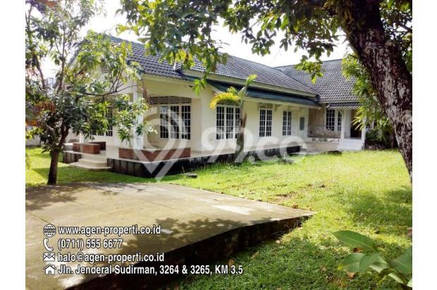 Dijual Rumah Bagus Halaman Luas Jln Sei Betung, YKP 1, Pakjo Palembang 21701576