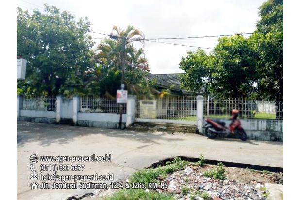 Dijual Rumah Bagus Halaman Luas Jln Sei Betung, YKP 1, Pakjo Palembang 21701575