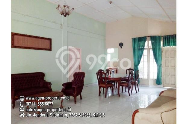 Dijual Rumah Bagus Halaman Luas Jln Sei Betung, YKP 1, Pakjo Palembang 21701581