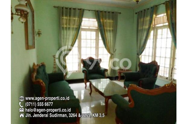 Dijual Rumah Bagus Halaman Luas Jln Sei Betung, YKP 1, Pakjo Palembang 21701582