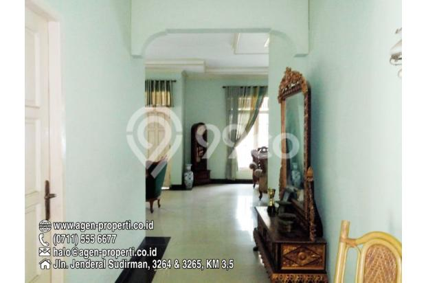 Dijual Rumah Bagus Halaman Luas Jln Sei Betung, YKP 1, Pakjo Palembang 21701583