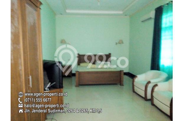 Dijual Rumah Bagus Halaman Luas Jln Sei Betung, YKP 1, Pakjo Palembang 21701584