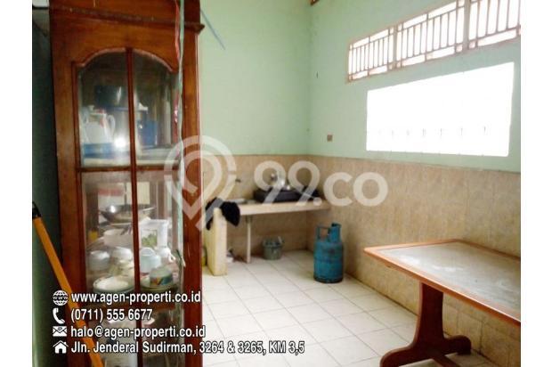 Dijual Rumah Bagus Halaman Luas Jln Sei Betung, YKP 1, Pakjo Palembang 21701585