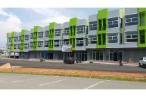 Dijual Ruko baru 3 lantai di pinggir jalan raya Bengkong - Batam.