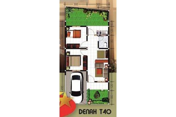 Beli Rumah 500 Jutaan di Cilodong, Rumah Siap Huni 16226798