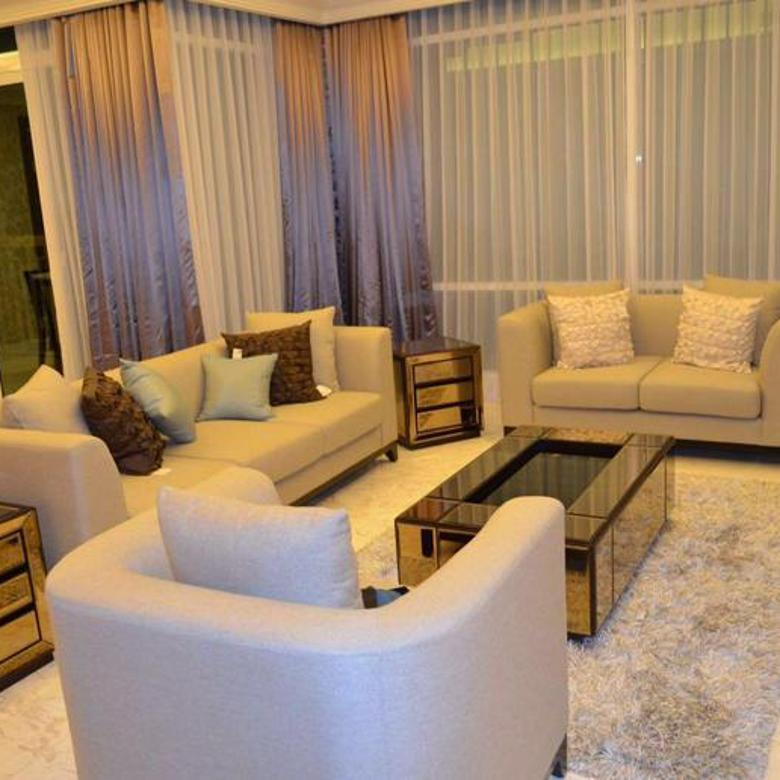 Apartemen Botanica 2BR uk 157m2 Best Price Furnished Elegant at Jakarta Selatan