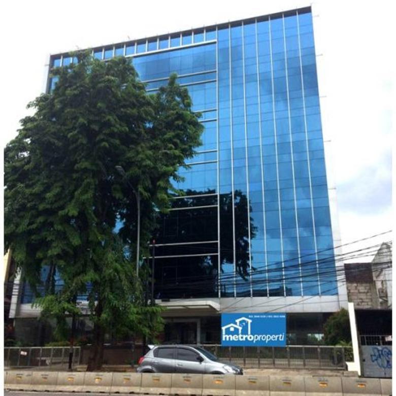 Gedung Baru 8 1/2 Lt, 1500 M2 Pinggir Jalan Di Warung Buncit MP2321JL
