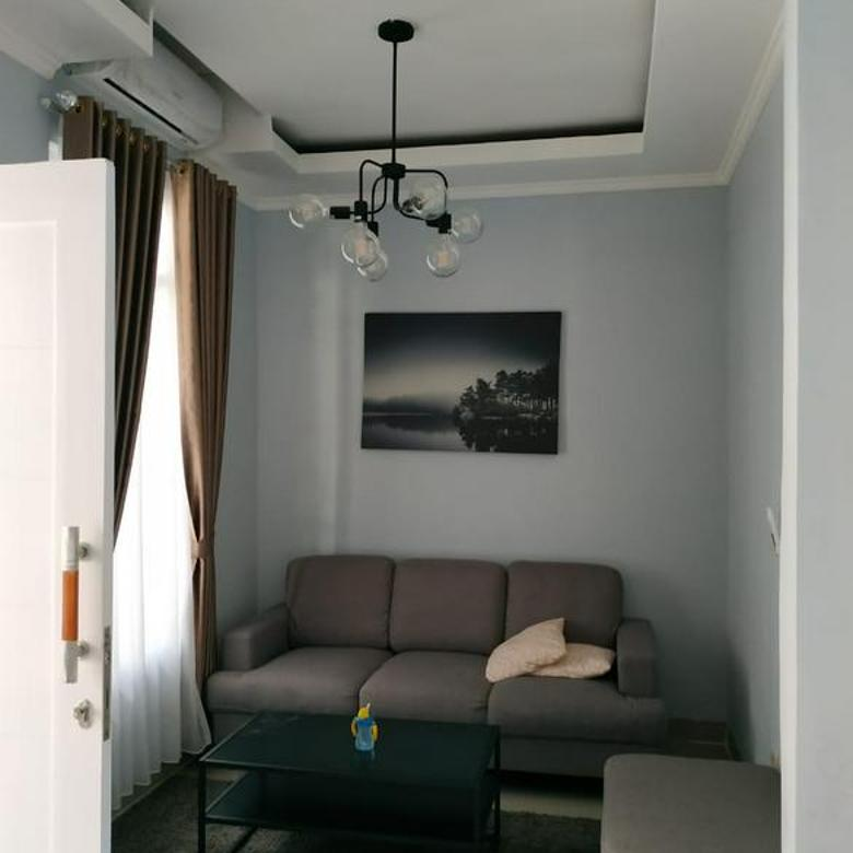 Hunian Baru 2 Lantai SHM Harga 600Jtan Nego Boston Residence Bintaro