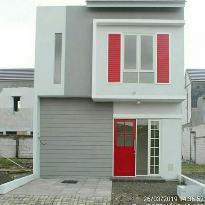 Rumah dijual 2lt Citra Harmoni Tipe roermond