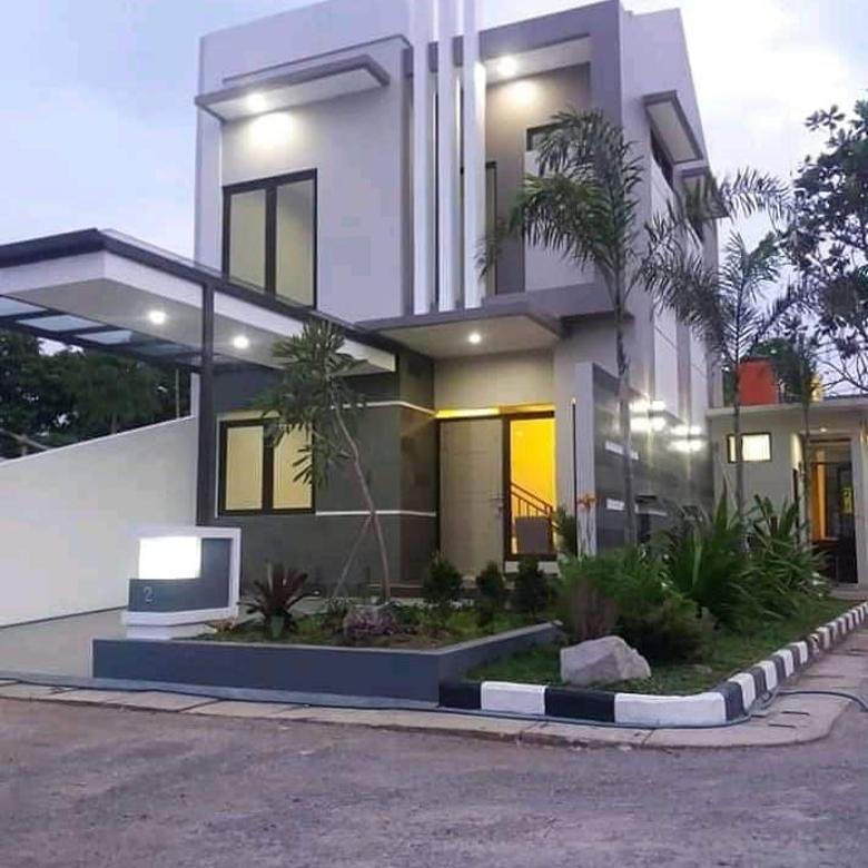 Dijual Rumah Indent Strategis di Antapani, Bandung