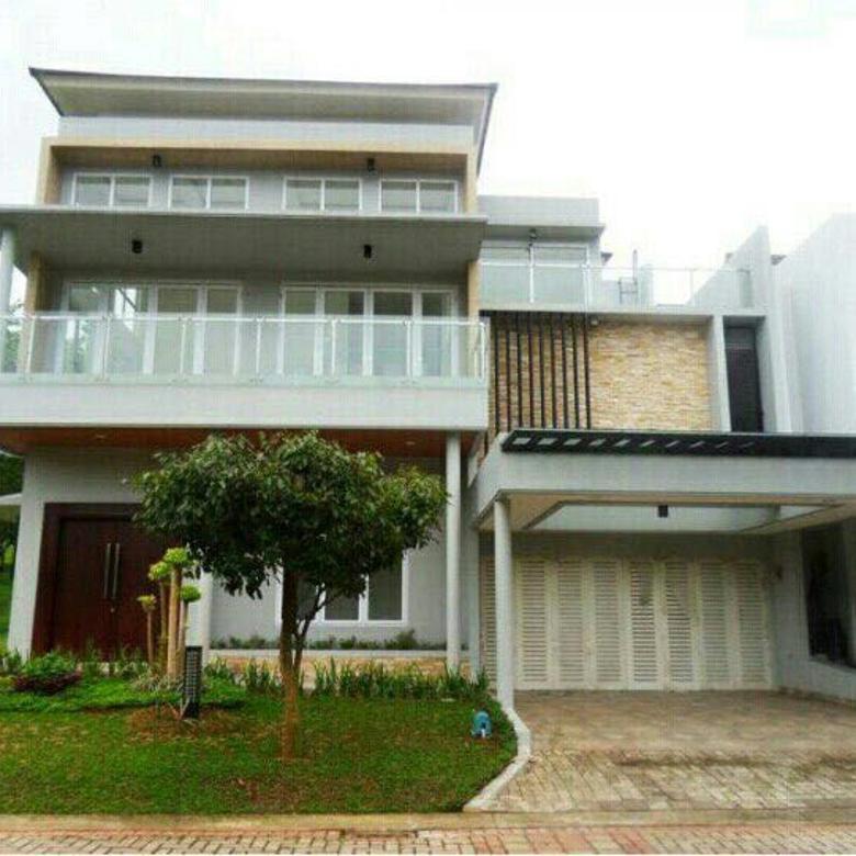 Dijual Rumah Siap Huni di Cluster Green Cove  BSD Tangerang
