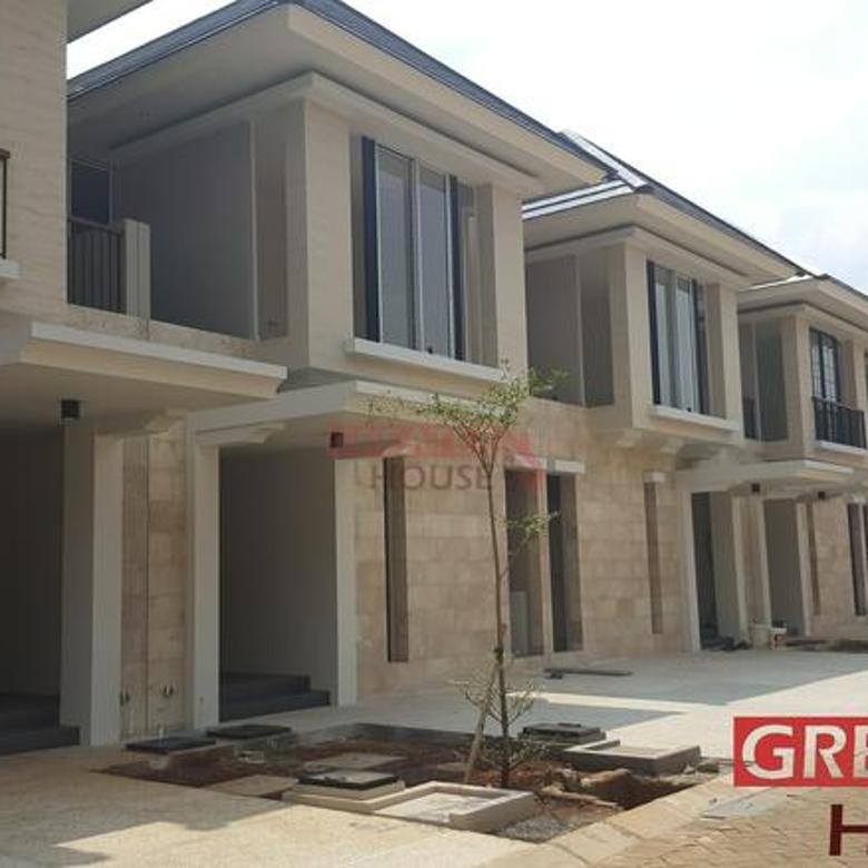 Rumah Baru, Dalam Town House @ Ampera, LT/LB: 129/148