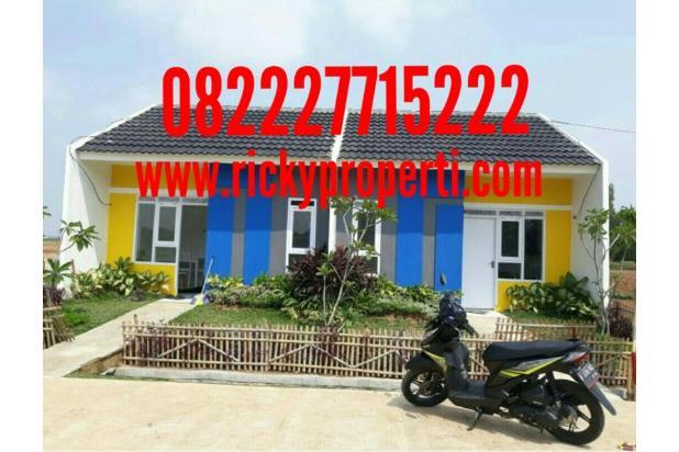 Rp155jt Rumah Dijual