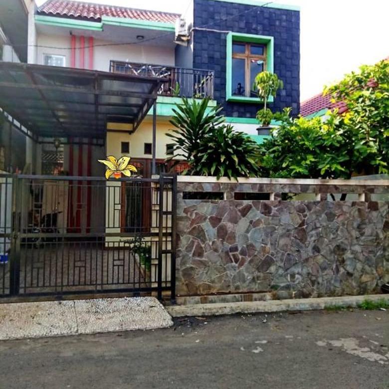 Rumah MInimalis 2Lt, Perum Satwika Permai, Jatiasih, Bekasi.