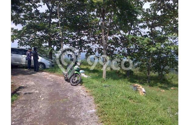 Tanah Dijual Murah View Menarik Dibawah Kaki Gunung Salak 3003768