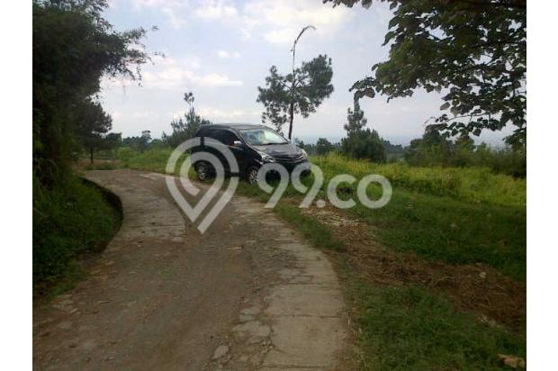 Tanah Dijual Murah View Menarik Dibawah Kaki Gunung Salak 3003772