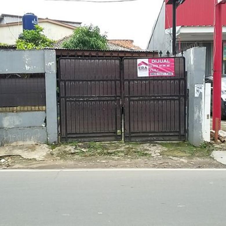 Rumah Tua Cocok Untuk Ruko Lokasi Strategis Di Jagakarsa
