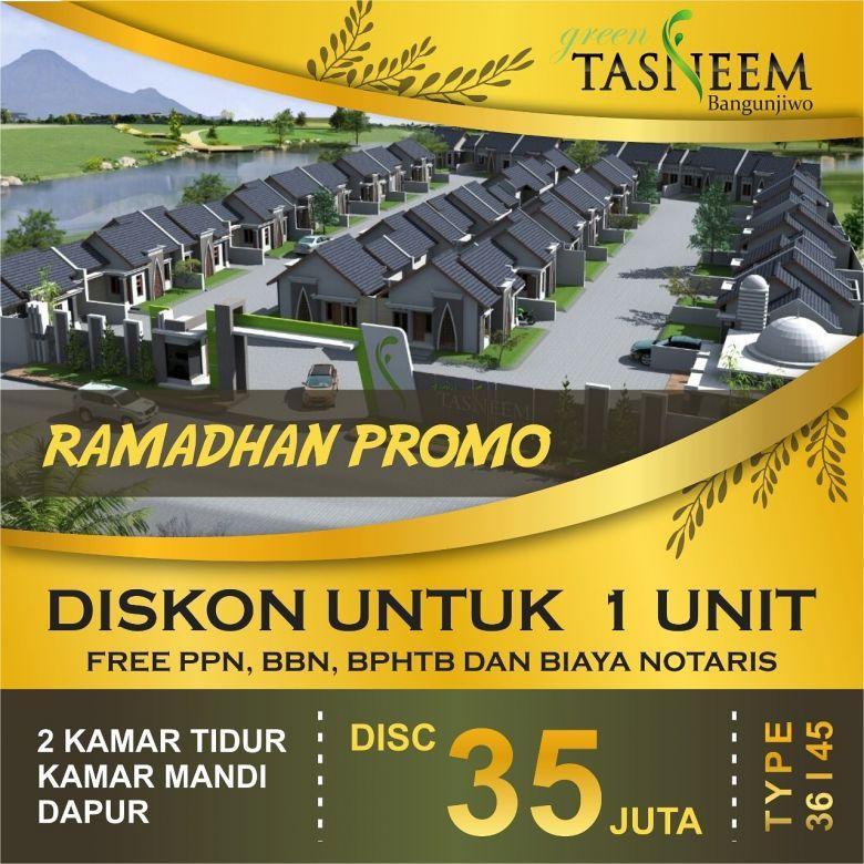 Promo Ramadhan Green Tasneem Bangunjiwo