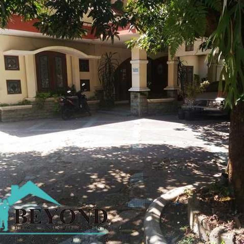 Rumah + Kost Asri Terawat Tengah Kota Daerah Dago Bandung