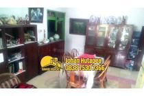 Rumah tua (posisi Hook) daerah Kebon Jeruk, Jakarta Barat