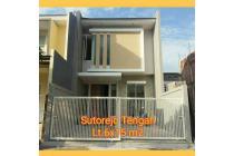 New Gress Rumah Minimalis 2lantai SUTOREJO TENGAH