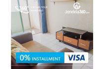 Graha Cempaka Mas Apartment 2+1BR (bisa cicilan 12x)
