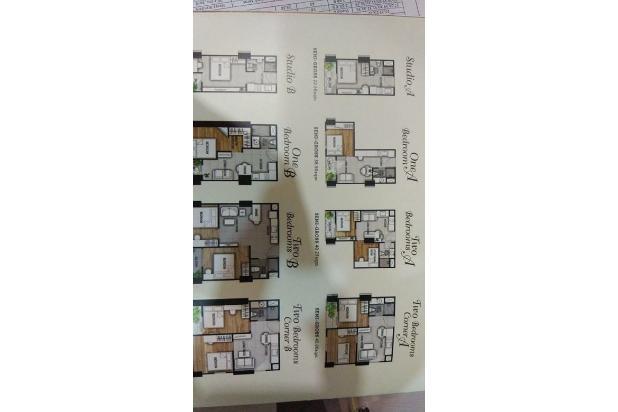Brigitta Chin - Apartemen Springwood luas 52.5m2, 2br Rp. 1.150M 14419109