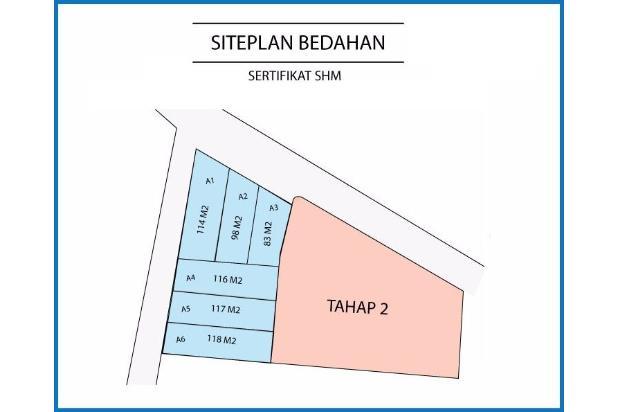 Lokasi Sawangan: Kaveling 12X Cicil Non Bunga 17342240