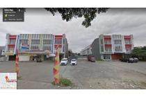 Ruko 3 lantai, berada dijalan Utama Kota Tangerang, berbatasan dgn Jakbar