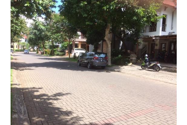 rumah 2 lantai siap huni posisi depan di jalan utama perumahan GTB BSB 15062949