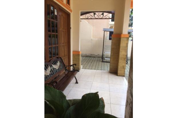 rumah 2 lantai siap huni posisi depan di jalan utama perumahan GTB BSB 15062958
