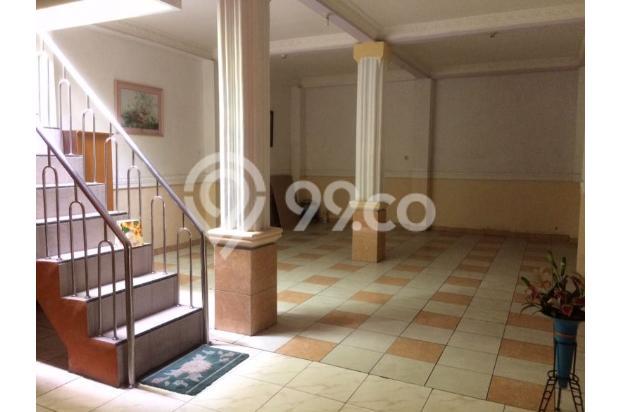 rumah 2 lantai siap huni posisi depan di jalan utama perumahan GTB BSB 15062980