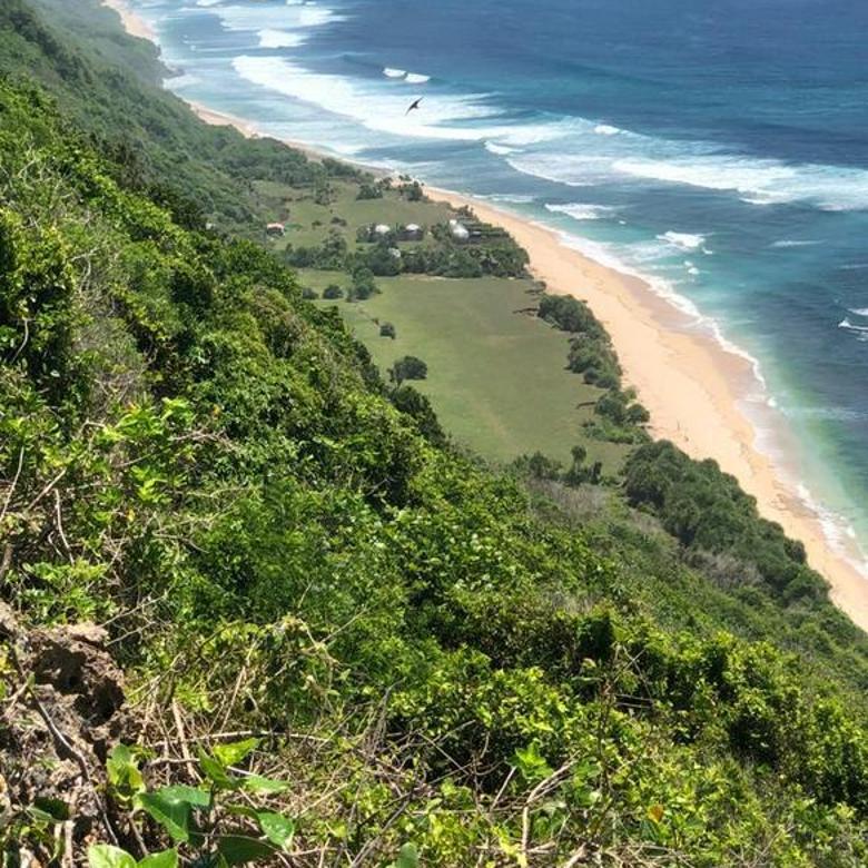 Tanah TEBING 30 are Pantai Nyangnyang Pecatu Uluwatu Badung Bali
