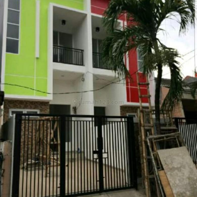 Rumah Baru di Gading Griya Residence 2BR (L 60m2)
