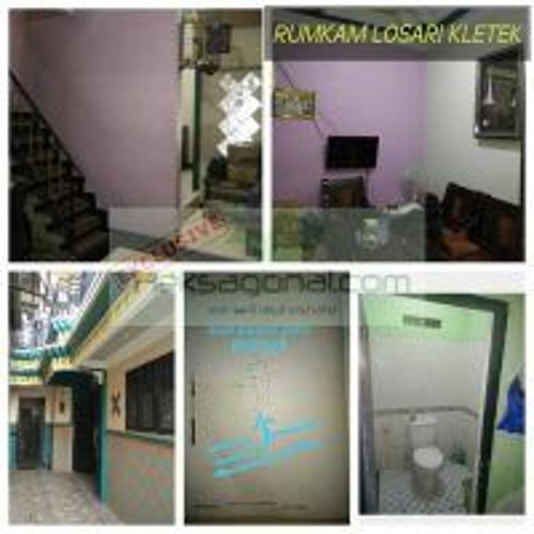 Rumah Dijual Losari Kletek Sidoarjo hks8454