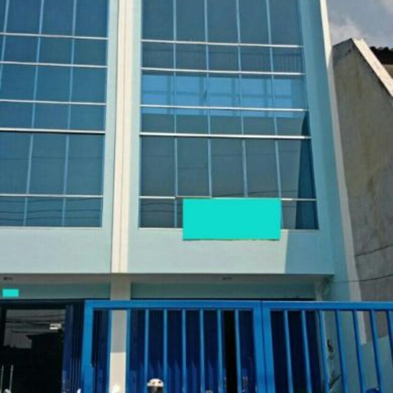 Dijual / Disewakan Ruko 3 LT Simpang Darmo Permai Utara
