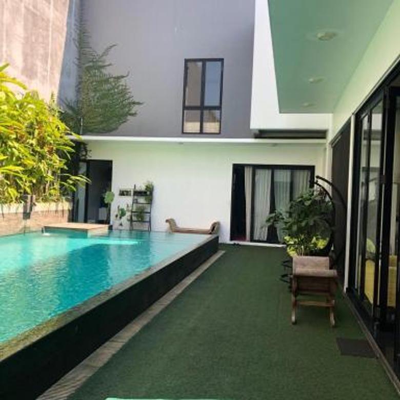 CEPAT!!! Rumah Elegan minimalis Siap Huni di Bintaro, Harga Nego (Dw)