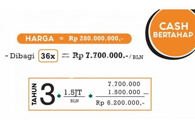 invest rukost bayar /kamar angsuran 1,9jt/bln 13245190
