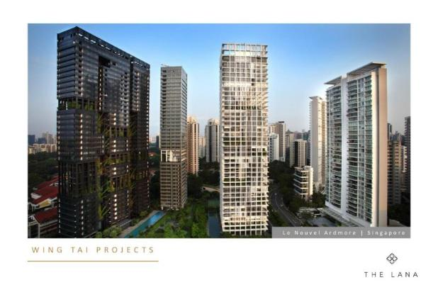 Rp2,54mily Apartemen Dijual