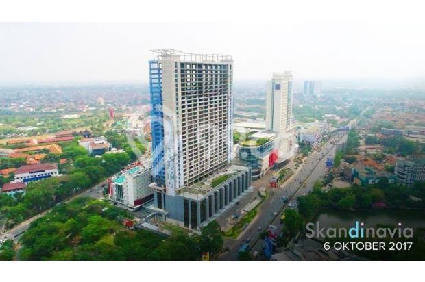 Apartemen Tangcity Skandinavia 1BR dkt Mall Tangerang Golf Bandara TOL UPH. 13699950