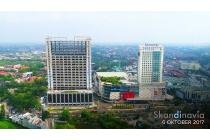 Apartemen Tangcity Skandinavia 1BR dkt Mall Tangerang Golf Bandara TOL UPH.