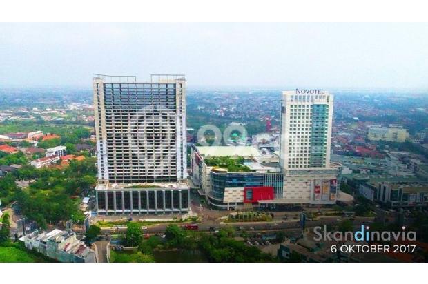 Apartemen Tangcity Skandinavia 1BR dkt Mall Tangerang Golf Bandara TOL UPH. 13699954