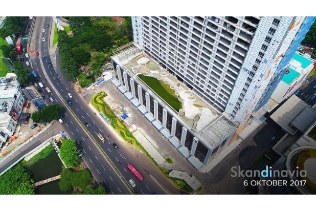 Apartemen Tangcity Skandinavia 1BR dkt Mall Tangerang Golf Bandara TOL UPH. 13699960
