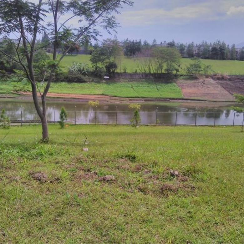 Jual Tanah View Danau Kota Baru Parahyangan, Candra Resmi TURUN HARGA LAGI