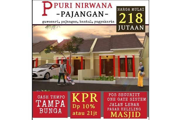 Rp21,8jt Rumah Dijual