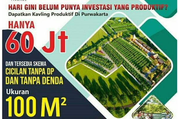 Rp116jt Tanah Dijual