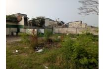 Tanah Akses Marunda 1.600 m2 Cilincing Jakut Strategis Dekat Tol Cakung JOR