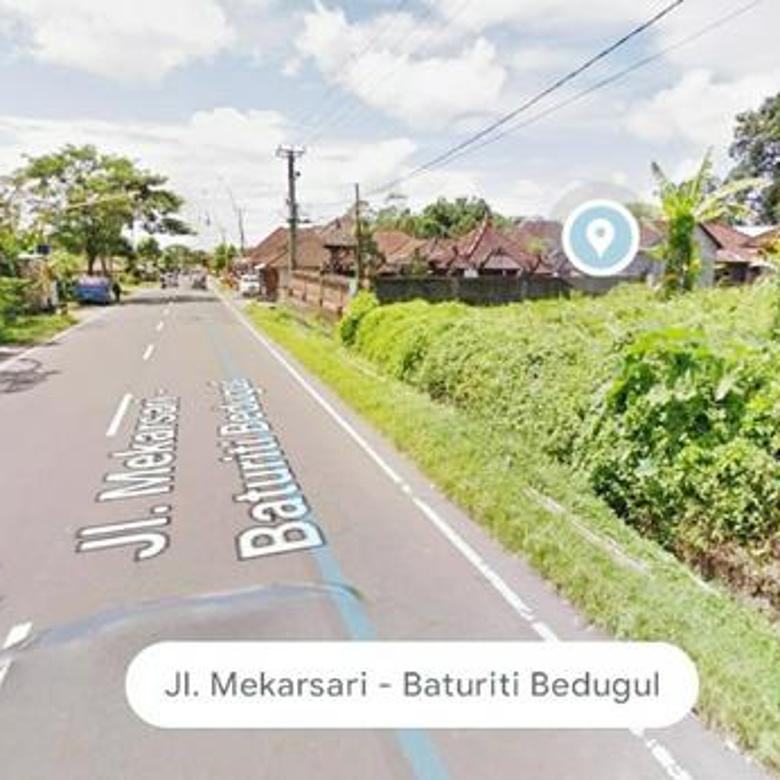 Tanah Jl. Raya Luwus, Baturiti, Bali