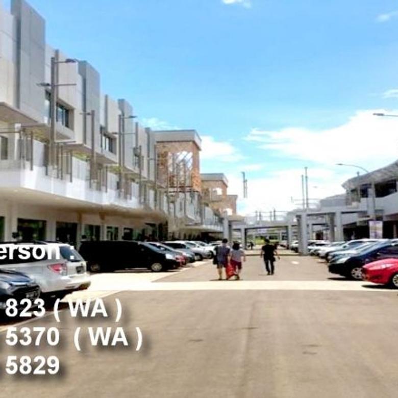 Ruko Pasar Modern Harapan Indah Harga Fantastis Deal